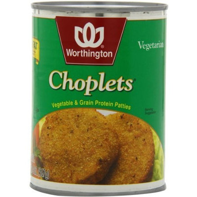 Worthington Choplets, 20-OunceCans (Pack of 12)