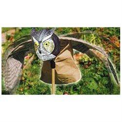Bird X Bird-X OWL Prowler Owl with Moving Wings
