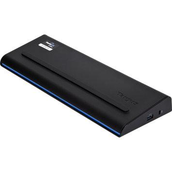 Targus LK5497B Targus USB 3.0 SuperSpeed Dual Video Docking Station with Power, PC/Mac/Windows 8-Tablet/Netbook Compatible ACP71USZ