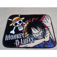 Victoria's deco Japanese Anime One Piece D-Luffy Creative rug/Floor Mats/bed Side Rug, 16