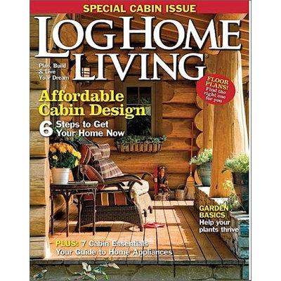 Kmart.com Log Home Living Magazine - Kmart.com