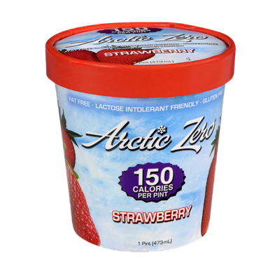 Arctic Zero Strawberry Frozen Dessert