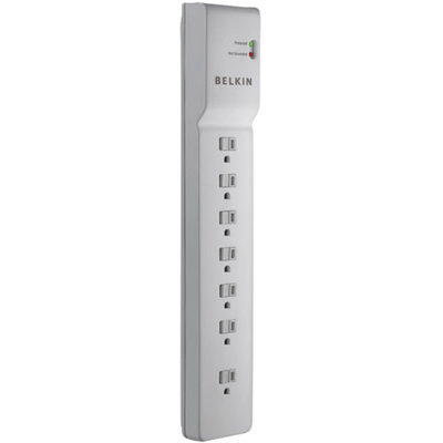 Belkin 7-Outlet Home/Office Surge Protector (7ft Cord)