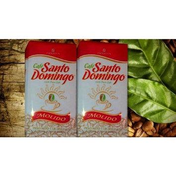 Cafe Molido Santo Domingo Coffee 1 Lb - 2pack
