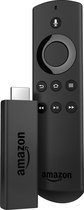 Amazon - Fire Tv Stick With Voice Remote - Black