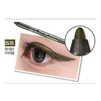 Holika Holika Jewel-Light Waterproof Eye Liner#06 Olive Pridot