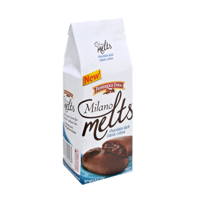Pepperidge Farm Chocolate Dark Classic Creme Milano Melts