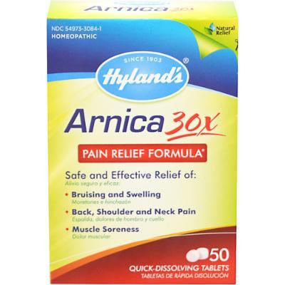 Hylands Arnica 30X-50 Tablets