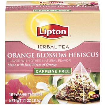 Lipton® Orange Blossom Hibiscus Herbal Tea