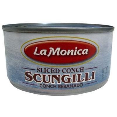 La Monica Scungilli - Sliced Conch CASE 24x184g(6.5oz)