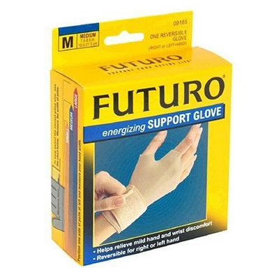 Futuro Energizing Support Glove, Medium, Mild