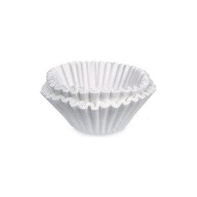 BUNN Coffee Brewer Filters, 10-Cup, Basket, 1000/Carton