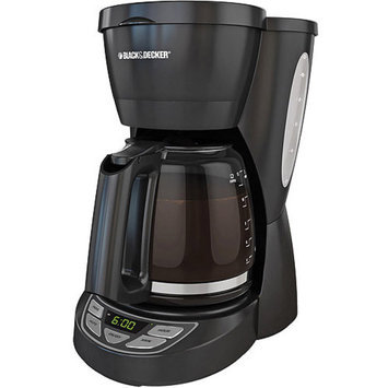 Black and Decker 12-Cup Programmable Coffee Maker