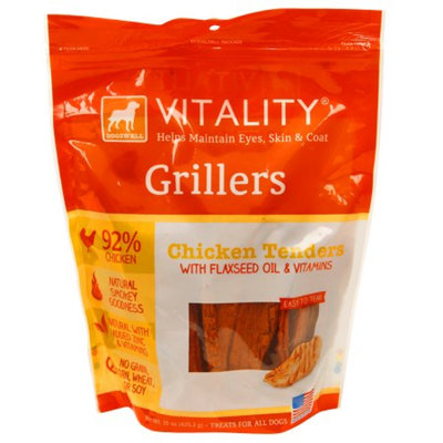 Dogswell Vitality Grillers, Chicken, 15 OZ