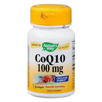 Nature's Way CoQ10 100mg