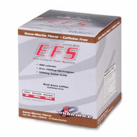 First Endurance EFS Liquid Shot Flasks, Tray of 6 - Kona-Mocha