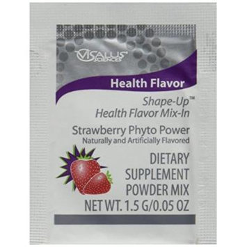 ViSalus Shape-Up Health Flavor Mix-In Strawberry (15 Packets)