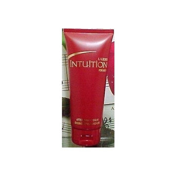 Schick Intuition After Shave Balm 3.4 Oz by Estée Lauder for Men