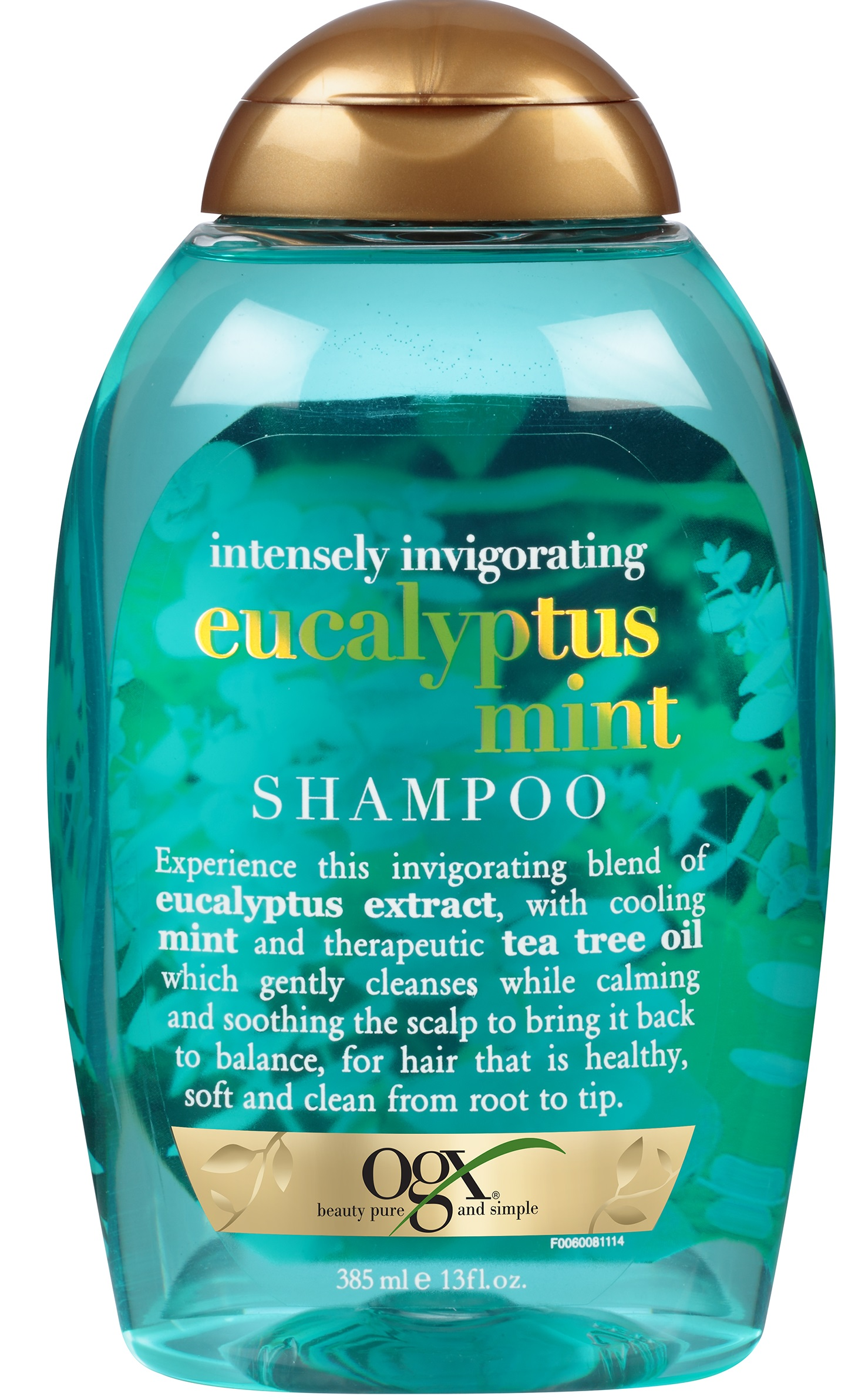 OGX® Eucalyptus Mint Shampoo