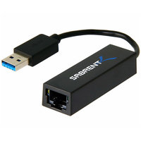 Sabrent USB 3.0 to 10/100/1000 Gigabit Ethernet LAN Network Adapter for Windows and MAC OS-X