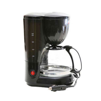 Burton 6973 Coffee To Go Coffee Maker 4 Cup - 12 Volt