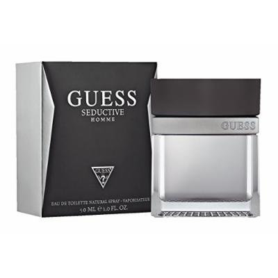 Guess Seductive Colognes for Men, 1 Ounce