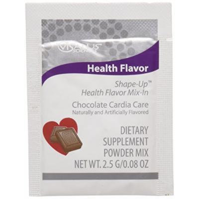 ViSalus Shape-Up Health Flavor Mix-In Chocolate (15 Packets)
