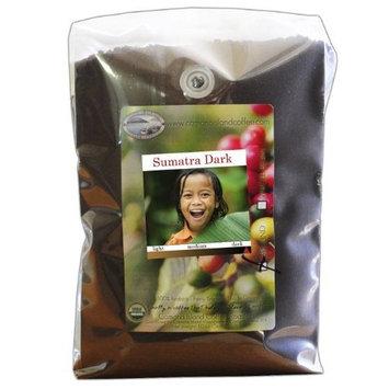 Organic Camano Island Coffee Roasters Sumatra, Dark Roast, Ground, 5-Pound Bag