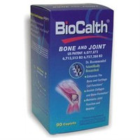 Biocalth Calcium Threonate - 90 Caplets - Calcium