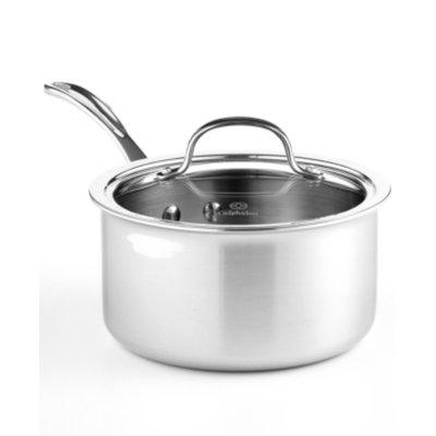 Calphalon Tri-Ply 2.5-qt. Stainless Steel Sauce Pan