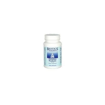 Biotics Research - Chromium Picolinate with Vitamin B6 - 100 Capsules