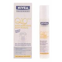 Nivea Visage Q10 Plus Under Eye Roll On - Anti Bags & Anti Wrinkle 10ml [European Import] - 2 Count