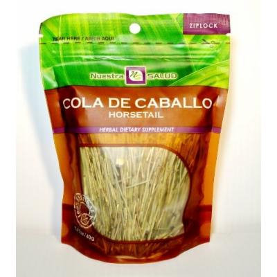 Horsetail Herbal Tea Cola De Caballo Hierba 1.06oz- 3 Pack
