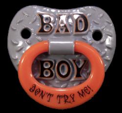 Billy Bob Bad Boy Pacifier