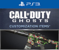 Activision Call of Duty Ghosts Eyeballs Personalization Pack