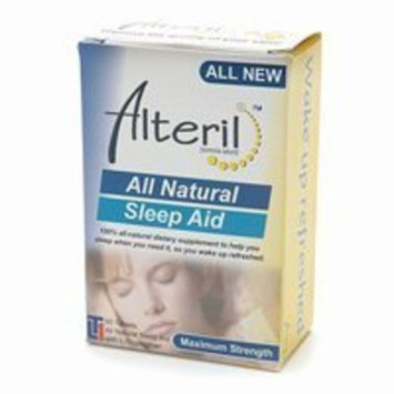 Biotab Nutraceuticals Alteril All Natural Sleep Aid Tablets, 4 Count