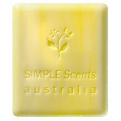 Australian made French milled Coconut & Lime natural soap (3.5oz)