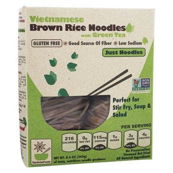 Happy Pho Brown Rice Noodles w/Green Tea