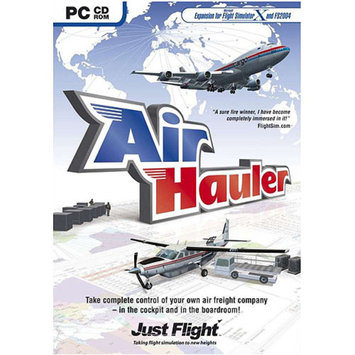Digital Interactive Air Hauler Flight Simulator Expansion Pack, Black (PC)