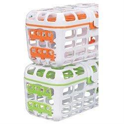 Munchkin 2-Pack Dishwasher Baskets - Blue