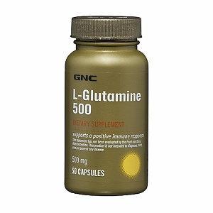 GNC L-Glutamine 500