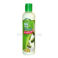 Sof N Free Gro Healthy Milk Protein And Olive Oil Daily Growth Lotion