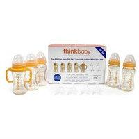 Thinkbaby Thinksport Insulated Sports Bottle - Purple - 12 oz