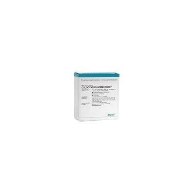 Heel/bhi Heel - Colocynthis Homaccord 10 vials