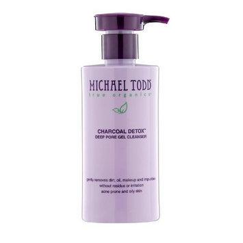 Michael Todd True Naturals Charcoal Detox Deep Pore Gel Cleanser, 7.1oz/201 ml