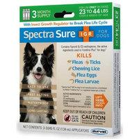 Durvet Spectra Sure Igr For Dogs 23-44LB