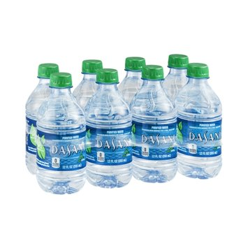Dasani Purified Water - 8 CT