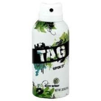 Tag Body Spray Spin It 3.5 oz (2 Pack)
