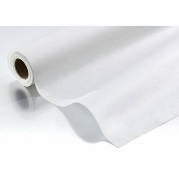 Graham Medical Crepe Exam Table Paper Roll in White