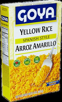 Goya Yellow Rice - Spanish Style